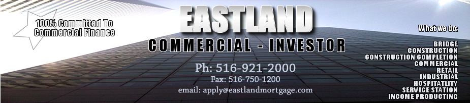 Eastland Mortgage Glossary